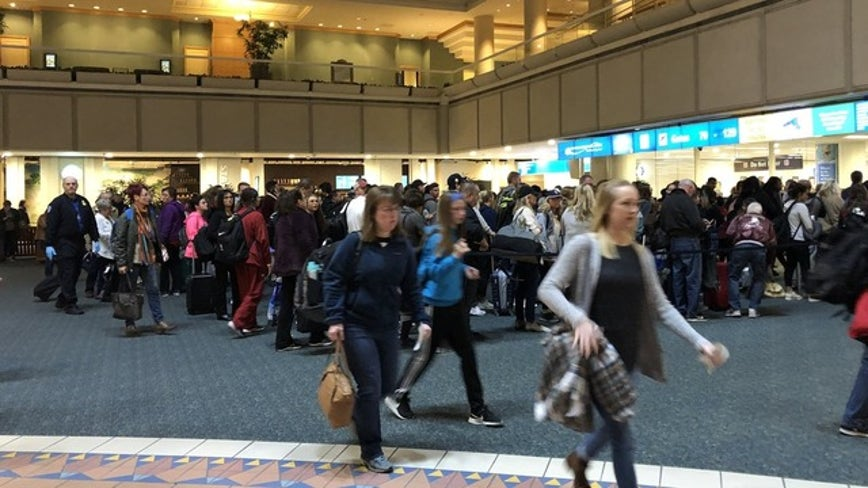 OIA and other airports brace for holiday travelers