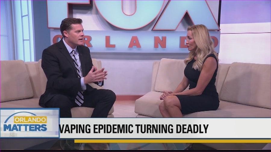 Vaping Epidemic Turning Deadly