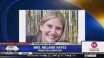Teacher of the Week: Mrs. Melanie Hayes