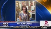 Teacher of the week: Mrs. Lonnie Keyes