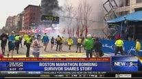Boston Marathon Bombing survivor shares her story with Fox 35