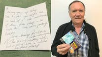 Teen makes snoring stepfather hand out 'care packages,' earplugs to fellow airline passengers