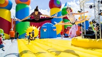 'World's largest bounce house' coming to Central Florida