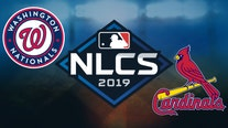 Sanchez shines as Nationals beat Cards 2-0 in NLCS opener