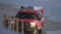 Hazardous rip current conditions cause red flags to fly at Volusia County beaches