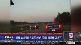 Officer accused of traffic stops outside of jurisdiction