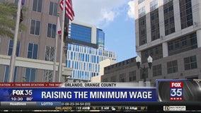 Statewide $15 minimum wage petition nears signature goal