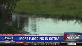 More flooding in Gotha
