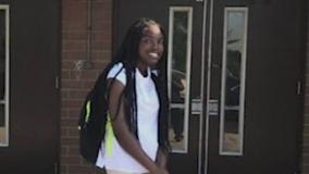 Girl shot by stray bullet in Harvey dies on her 12th birthday