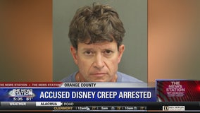 New details in allegation of inappropriate contact at Magic Kingdom