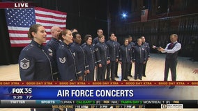 David Does It: Air Force Concerts