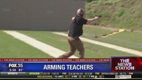 Florida teachers can now carry guns in classroom