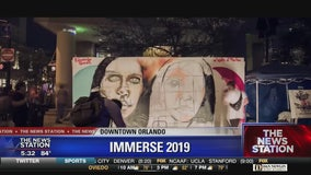 Interactive art show Immerse 2019 expected to draw crowds