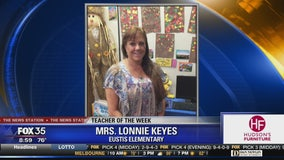 Teacher of the week: Mrs. Lonnie Keyes