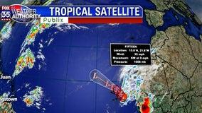 Tracking the Tropics: October 15