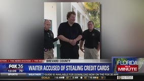 Man accused of stealing victims' credit cards