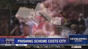 City of Ocala falls victim to phishing scheme