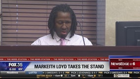 Markeith Loyd takes the stand in his first murder trial