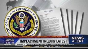 House Democrats issue subpoenas in impeachment inquiry