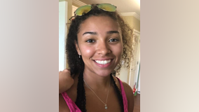 Police search for missing college student in Alabama