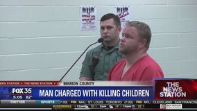 Man accused in deaths of wife, kids to face death penalty