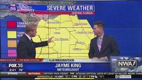 Tropical Storm Nestor takes aim at Florida
