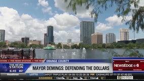 Orange County Mayor Demings defend transportation tax