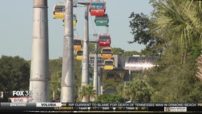 Disney Skyliner back up and running after incident