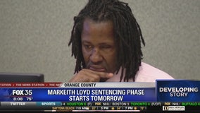 Markeith Loyd sentencing phase starts on Monday
