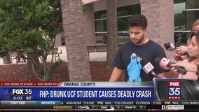 FHP: Drunk UCF student causes deadly crash