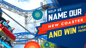 Name the new coaster at Fun Spot America