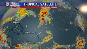 Tracking the Tropics: October 16, 2019