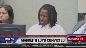 Markeith Loyd convicted in murder of Sade Dixon and unborn child