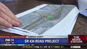 3 roundabouts planned for SR 434 in Seminole County