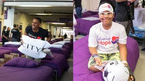 "City Furniture and Orlando City Soccer Club launch ""Delivering Hope"" Program, donating beds to 100 kids"