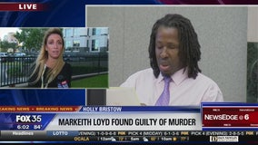 Markeith Loyd found guilty of murder