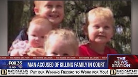 Florida man indicted in deaths of wife and 4 young children