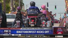 Biketoberfest kicks off in Daytona Beach