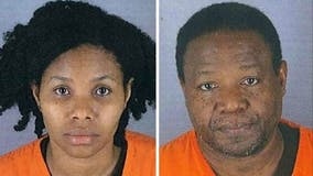 Minnesota couple charged in death of 21-month-old son who drowned in tub while they went shopping