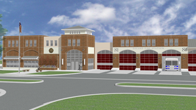 Cancer prevention top of mind as DeLand designs new fire station