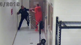 Detention deputy says he was wrongly fired