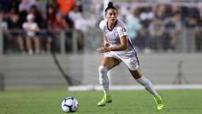 Orlando Pride's Ali Krieger named to 2019 NWSL Best XI