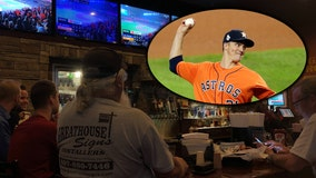 Apopka-native cheered on as he pitches in Game 7 of the World Series