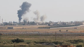 Turkey makes small advances in 2nd day of Syria invasion