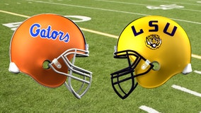 LSU 'hopefully' has Divinity, Lawrence vs Florida