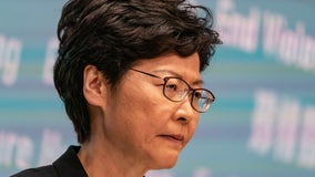 Hong Kong leader: Chinese military could step in if uprising gets bad