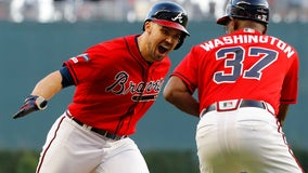 Braves take Game 2 of NLDS; tie series against St. Louis