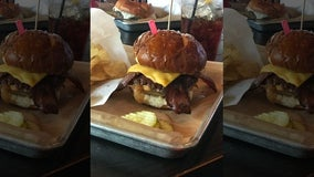 Restaurant's 'Labor Inducer' burger is attracting an 'influx of pregnant women'