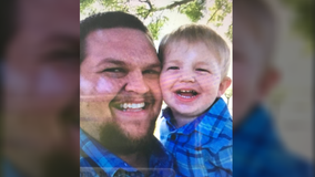 Amber alert issued after 2-year-old boy is abducted by 'armed and dangerous' father, deputies say