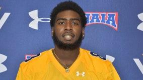 Warner University football player dies during practice